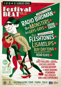 Festival Beat 23